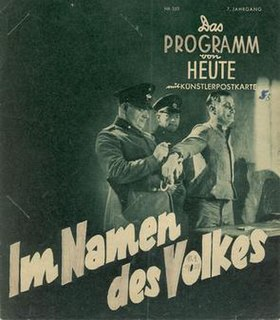 <i>In the Name of the People</i> (1939 film) 1939 film
