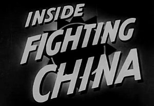 Inside Fighting China - Title frame