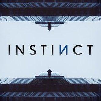 Instinct (U.S. TV series) - Image: Instinct Logo