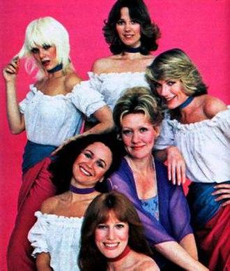 It's a Living (1980 TV series) - First season main cast