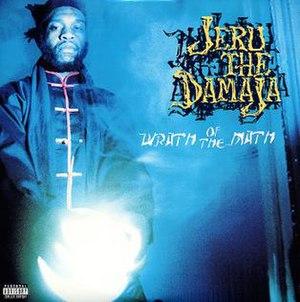 Wrath of the Math - Image: Jeru The Damaja Album Wrath of the Math