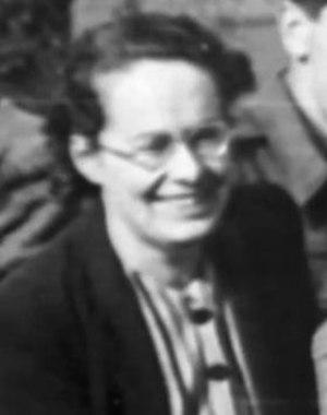 Joan Clarke - Clarke, c. the 1940s