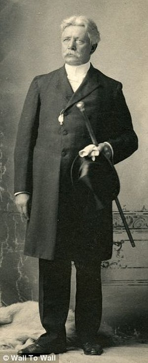 Joseph Forsyth Johnson - Joseph Forsyth Johnson