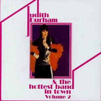 Judith Durham and The Hottest Band in Town Volume 2 - Image: Judith Durham and Hottest Band In Town Volume 2