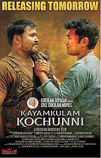 <i>Kayamkulam Kochunni</i> (2018 film) Directed by Rosshan Andrrews