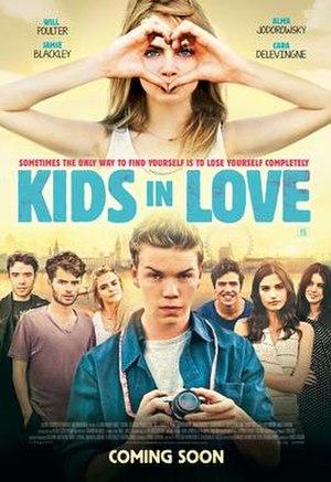 Kids in Love (film) - Image: Kids in Love poster