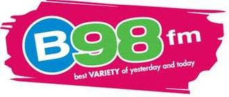 KRBB - former logo