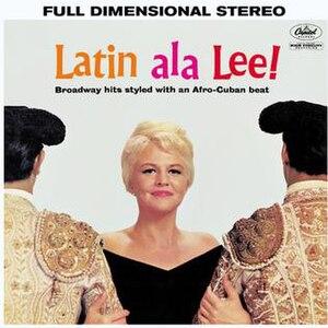 Latin ala Lee! - Image: Latinalalee