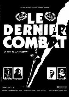 <i>Le Dernier Combat</i> 1983 film by Luc Besson