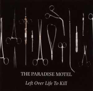 Left Over Life to Kill - Image: Left Over Life To Kill Cover