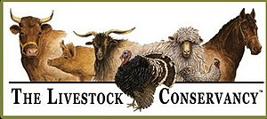 The Livestock Conservancy - Image: Livestock Conservancy logo