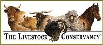 The Livestock Conservancy - Image: Livestock Conservancy logo