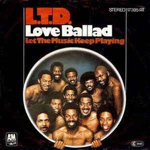 Love Ballad (L.T.D. song) - Image: Love Ballad L.T.D