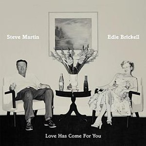 Love Has Come for You - Image: Love Has Come For You CD cover art