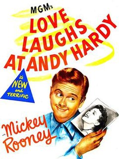 <i>Love Laughs at Andy Hardy</i> 1946 film by Willis Goldbeck