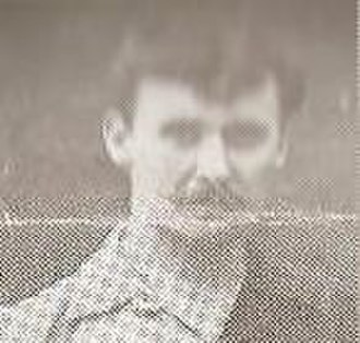 1898–99 Burslem Port Vale F.C. season - Ever-present Lucien Boullemier.