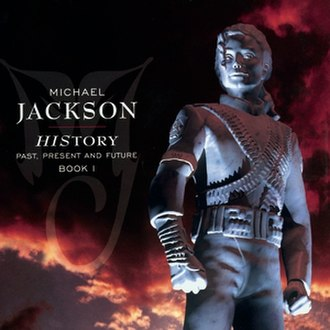 HIStory: Past, Present and Future, Book I - Image: MJ HI Story