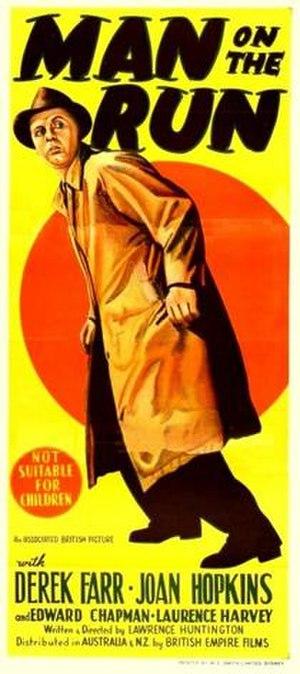 Man on the Run - Image: Man on the Run 1949