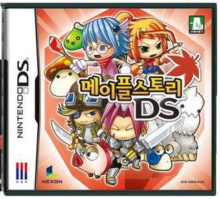 <i>MapleStory DS</i> Video game