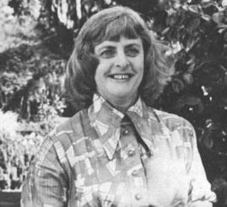 Marie Clay - Clay in 1974