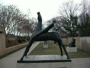 Horse and Rider (Marini) -  Horse and Rider