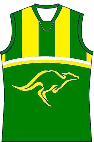AFL Queensland Women's League - Image: Maroochy North Shore Jumper