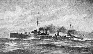 Italian cruiser <i>Nino Bixio</i>