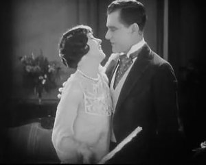 Lady Windermere's Fan (1925 film) - May McAvoy and Ronald Colman