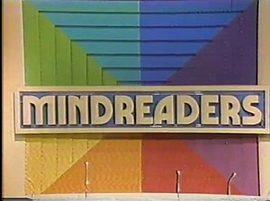 Mindreaders - Mindreaders title logo.