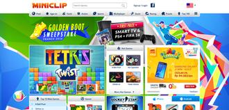 Miniclip - Image: Miniclip Screenshot 2016