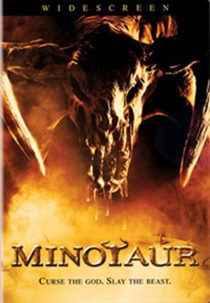 Minotaur (film) - DVD cover of Minotaur