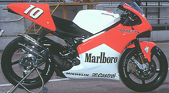 Modenas - 1997 Modenas KR3 racing motorcycle