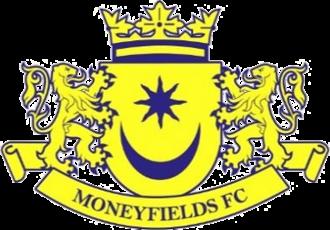 Moneyfields F.C. - Moneyfields' logo