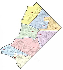 Mpdc sixth district map