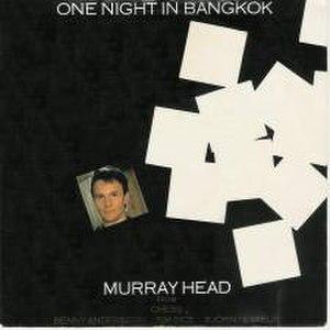 One Night in Bangkok - Image: Murray head one night in bangkok s