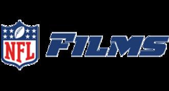NFL Films - Image: NFL Films logo