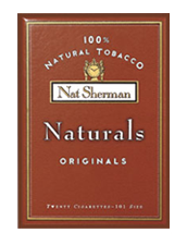 Nat Sherman Naturals Original Cigarettes