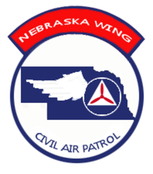 Nebraska Wing Civil Air Patrol - Image: Nebraska Wing Civil Air Patrol Official Logo