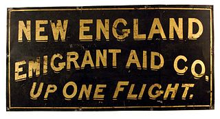 New England Emigrant Aid Company