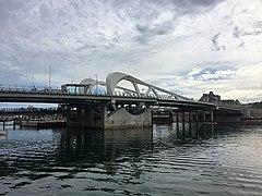 New Johnson Street Bridge Victoria
