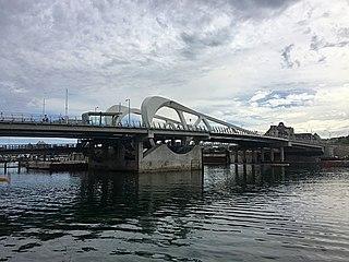 Johnson Street Bridge Bridges in Victoria, British Columbia, Canada