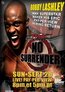 No Surrender (2009).jpg