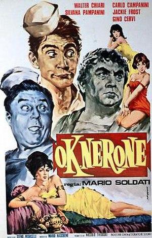 O.K. Nerone - Image: O.K. Nerone