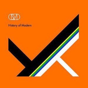 History of Modern - Image: OMD History of Modern album cover