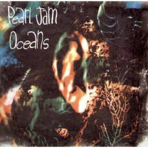 Oceans (Pearl Jam song) - Image: Oceans by Pearl Jam single cover art