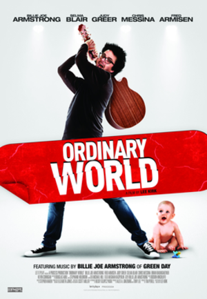 Ordinary World (film) - Theatrical release poster