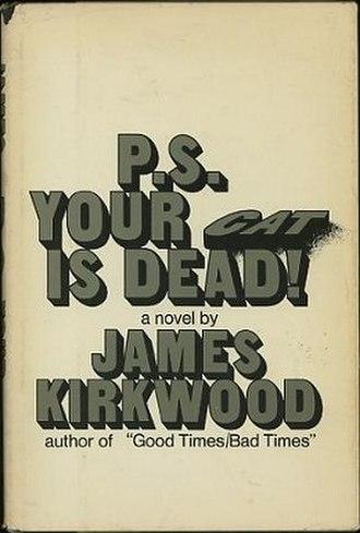 P.S. Your Cat Is Dead - Image: P.S. Your Cat Is Dead