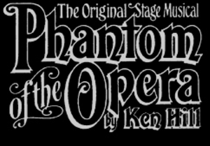 Phantom of the Opera (1976 musical) - Logo