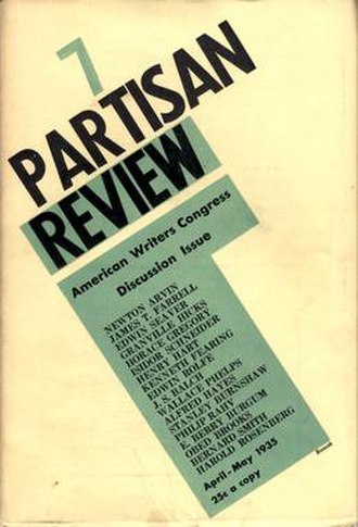 Partisan Review - April–May 1935 issue
