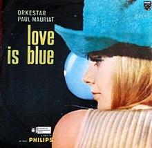 Paul Mauriat El amor es azul.jpg
